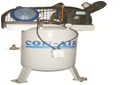 Air Compressor  2 H.P. Single Vertical Compressor
