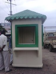 FRP Swachh Bharat Abhiyan Toilet