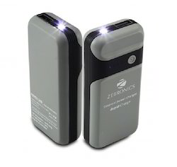 Zebronics 4000 Li Power Bank