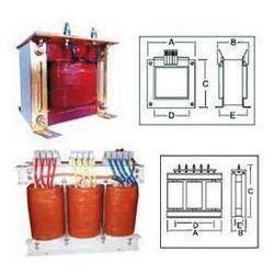 Voltage and Control Transformer
