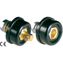 Brass Plugs and Sockets 200 Amps