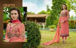 Ankle Length Salwar Suits