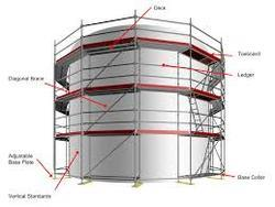 Scaffolding Design and Drawing Service