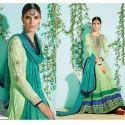 Green Pakistani Kurti