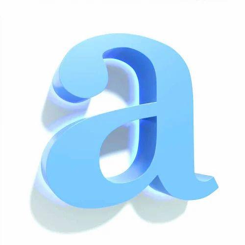 Acrylic 3D Letter