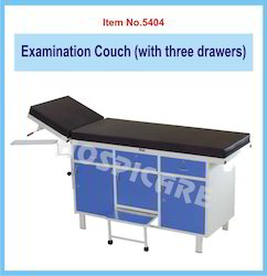 Head Adjustment Examination Couch