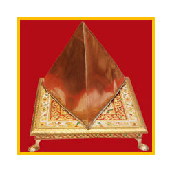 Tringle (Agni kon) Beej Mantra Pyramid