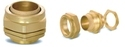 BW 2 Part Brass Cable Gland