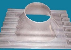polycarbonate base plate