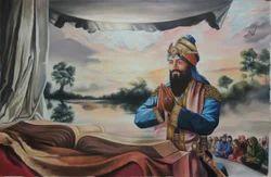 Guru Govind Singh Painting