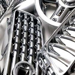 chrome plating