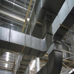 Rectangular Ducts Rectangula Gss Ducting Manufacturer