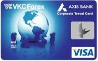 Prepaid forex card axis bank