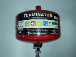 Modular Fire Extinguisher