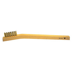 Small Brass Wire Brush