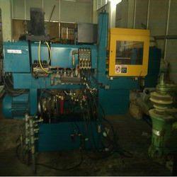 used horizontal injection molding machine