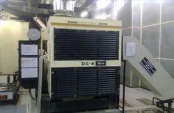 Acoustic Treatment For DG Captive Power Plant
