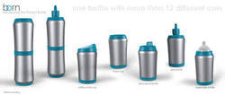 Designing Stainless Steel Bottles & Prototypes