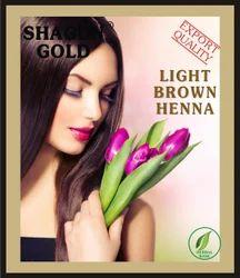 Shagun Gold Natural Light Brown Mehandi