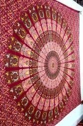 Mandala Bedspreads - Beautiful Traditional Print Mandala