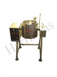 Electric Operated Paste Making Kettle Steam
