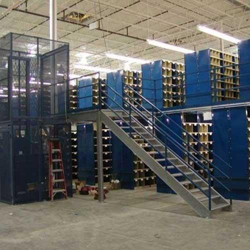 Two Tier Compactor Storage System