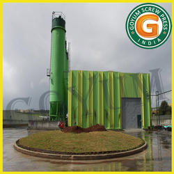 Continuous Edible Oil Refinery
