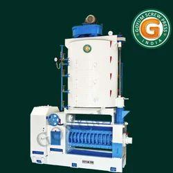 Screw Oil Extraction Machine
