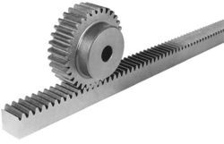 linear rack and pinion