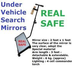 Under Vehicle Search Mirrors