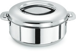Stainless Steel Serving Pot