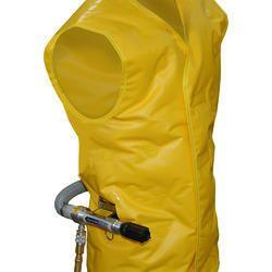 Industrial Vortex Cooling Vest