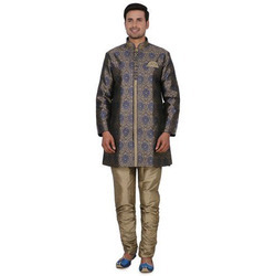 Mens Traditional Indo Western Suit