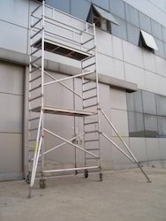 Aluminum Single With Scaffolding