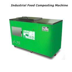 Industrial Food Composting Machine