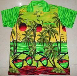 Hawaiian Printed Shirt