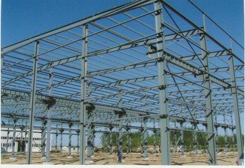 Light Weight Prefabricated Steel Structures