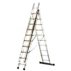 Self Support Extendable Ladder
