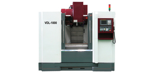 DMTG - VDL Series VMC - Vertical Machining Center