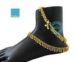 traditional chain payal anklet