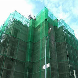 Vertical Net for Construction