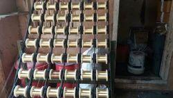 Zari  Wire  Dia 0.12mm Direct Use For Siver Gilding