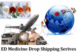 ED Medicine Drop Shipper