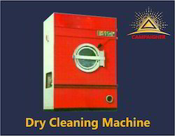 Commercial Drycleaning Machine