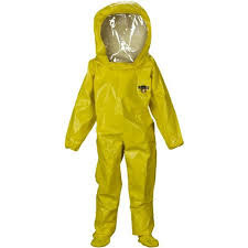 Chemical Safety Pressure Suits