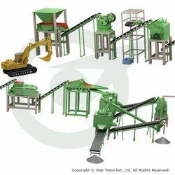 Slag Recycling Plant
