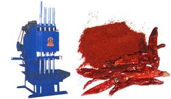 Red Chilli Pounding Machine