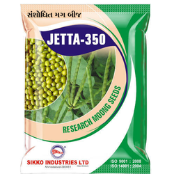 Sikko Jetta-350 Green Moong Seeds
