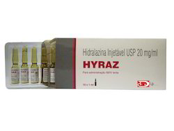 Hydralazine HCL Injection USP