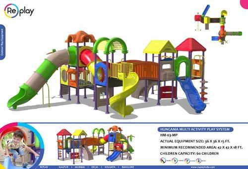 Multi Slide Playing Equipment